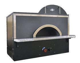 ピザ窯の仕様1